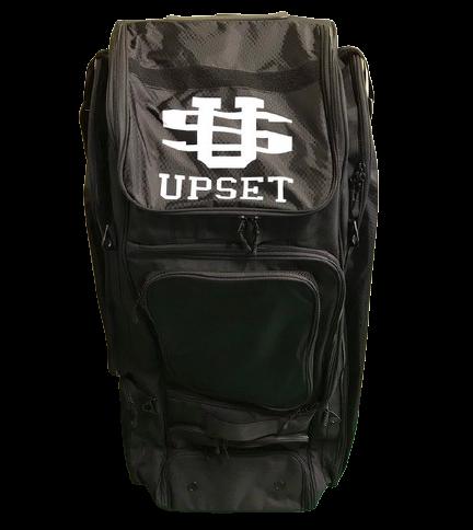 UPSET キャリーバッグ (ブラック)