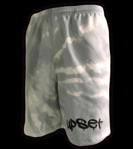 UPSET Tie Dye Pants (WHITE)
