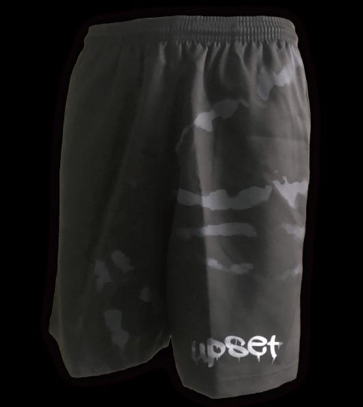 UPSET Tie Dye Pants (BLACK)