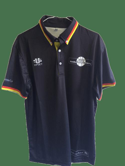 Euro Basketball Academy Coaching Clinic ポロシャツ