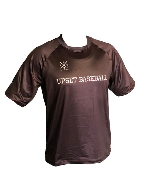 UPSET-BASEBALL(BROWN)Tシャツ